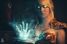 World of Warcraft Mage cosplay   David Love Photography