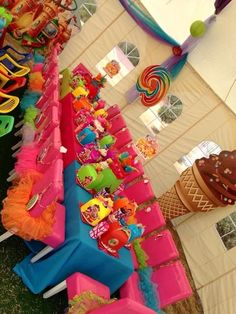 """Photo 2 of 17: candy / Birthday """"CANDY LAND"""" 