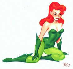This is the version of Ivy I'll be doing. :)