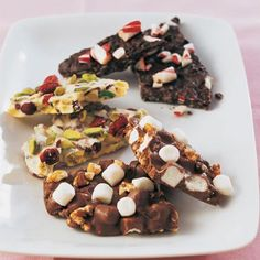 Give Homemade Holiday Candy Gifts   MyRecipes.com