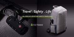 It's Metodo from Korea.   Metodo - Slash-Proof on Every Side & Anti-Theft Travel Bag.  Anti-Theft Cut Resistant Bag We will launch on Kickstarter soon from 8/24 ~ 9/28.  Preview link: http://bit.ly/metodo_kickstarter