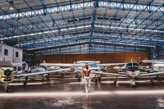 Fitness Photo in Hanger with aircraft Fitness Photos, Hanger, Aircraft, Louvre, Wedding Photography, Photoshoot, Fine Art, Building, Travel