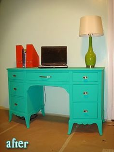 Better After: Turquoise Super Post!