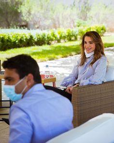 Claudia Lars, King Abdullah, Queen Rania, Jordans, Royal Families, Royals, Instagram, Fashion, Princesses