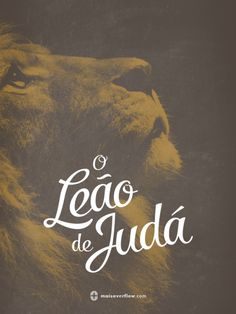 """o leão de judá então um dos anciãos me disse: """"não chore! Eis que o leão da tribo de judá, a raiz de davi, venceu para abrir o livro e os seus sete selos"""". - apocalipse 5:5 osarrais - série..."""