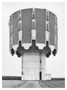 Lessines, Belgium, 2010, by Bernd and Hilla Becher. Image © Hilla Becher