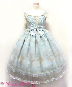 celestial jsk, angelic pretty ♡ lolita ♡ pastel ♡ sweet ♡ kawaii ♡