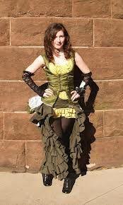 steampunk gypsy clothing - Google Search