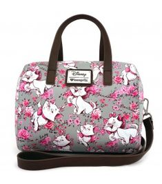 Loungefly x Disney Marie Duffle Bag