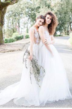 Mediterrane Braut Romantik in der Toskana von Weddings by Silke
