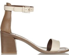 TORY BURCH 'Lexington leather sandals', $275 // #fashion