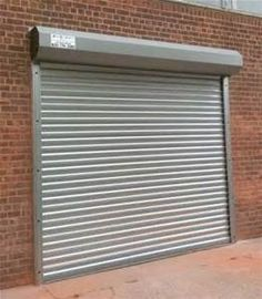 Commercial Glass Garage Door Full View Aluminum Amp Clear