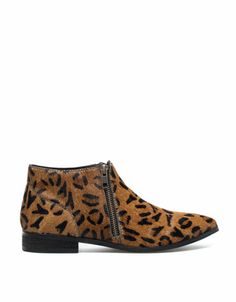Bershka Switzerland - Bershka zipper detail ankle boots