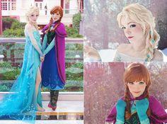 Os melhores cosplays da Disney | Just Lia
