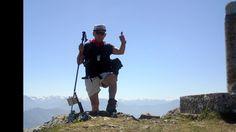 Miguel el Montañeru de Alta Montaña el Solitariu en Peña Mayor