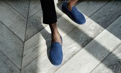 The Wool Runners by Allbirds --- turns out superfine merino makes the world's most comfy shoes.