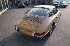 Porsche 912, 1966, Sandbeige