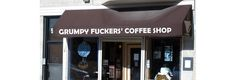 A coffee shop has opened in Wales for people who hate mornings.