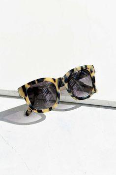 Goldendaze Square Frame Sunglasses