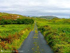 Road to... Ireland :-)  Eyrephort, Sky road, Clifden, Connemara, Co.Galway