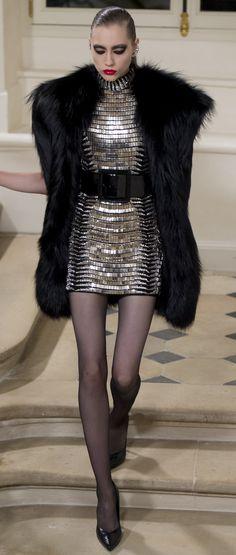 Fall 2016 Ready-to-Wear Saint Laurent #stilettoheelsnylons