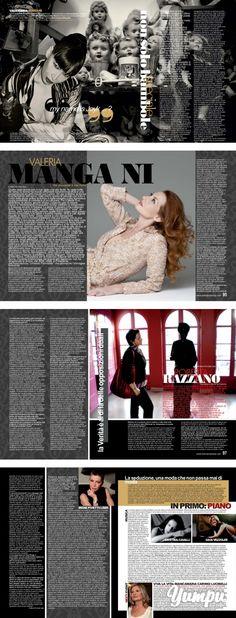 Non solo bambole by Valeriana Mariani DONNA IMPRESA MAGAZINE - Magazine with 6 pages: http://www.donnaimpresa.com