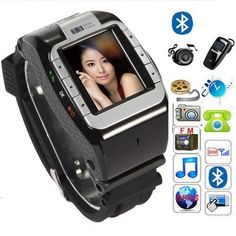 Asmart center® New fashion 1.4inch UNLOCKED Watch Cell Phone Camera Touch Screen Camera,video recording smart watch N388-with free 100PCS decoration Rose Petals Asmart center http://smile.amazon.com/dp/B00JGMBVD8/ref=cm_sw_r_pi_dp_j2Glub1ZBX1RS