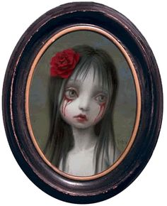 Mark Ryden | Mark Ryden y Ron English. Dos Grandes. - Taringa!