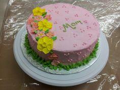 Wilton Course 2 Final cake