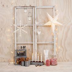 pinkpurpleviolet: Deco: Navidad estilo nórdico