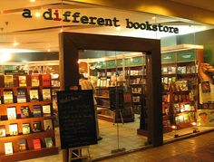 a different bookstore