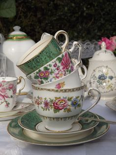 Vintage gardening images | Vintage Garden Games - Vintage Tea Party Ideas