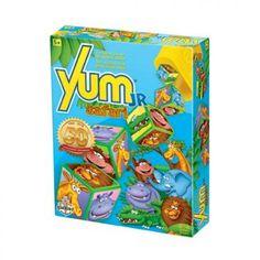 Yum Junior Safari | Evenings with friends , Family, Gladius Collection, Classification | Jeux de société Gladius International
