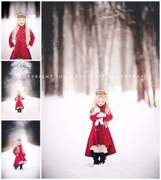 Julie Pottorff Photography | Southern IL Photographer | Chicago Photographer | Snow Session | Snow Photography | Child Model | Children Photographer | Snow Pictures | Snow Modeling Photos | Joyfolie