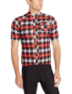 Sugoi Mens Lumberjack Jersey Black Medium *** Want to know more, click on the image. (Note:Amazon affiliate link)