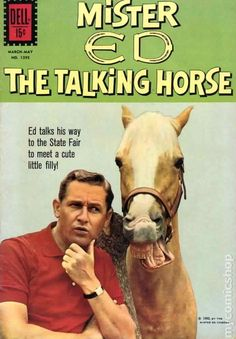 Four Color #1295 Mister Ed The Talking Horse comic book