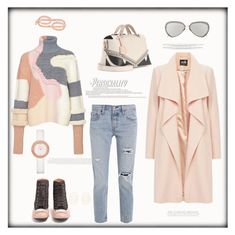 """""""My mood today"""" by zabead ❤ liked on Polyvore featuring Peter Pilotto, Levi's, Marco de Vincenzo, Fendi, Beaufille, Vivienne Westwood and Alexander McQueen"""