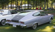 1966 Marlin fastback by carphoto, via Flickr
