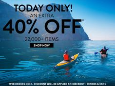 An Extra 40% Off** 22,000+ Items!