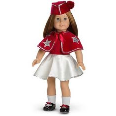 American Girl Molly's Friend Emily's Tap Dancing Outfit with Tap Shoes! $38.89