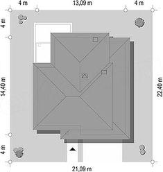 Usytuowanie projektu Sydney na działce Sydney, House, Design, Home Decor, Decoration Home, Home, Room Decor, Home Interior Design