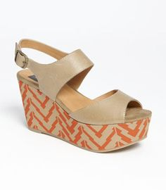 Casual sandals. (24 Pairs of Hot Summer Sandals, Each for Under $100: Fashion: glamour.com)