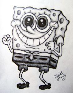 Spongebob Squarepants by linus108Nicole on DeviantArt