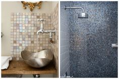 Chic Bathroom Tile Design Ideas