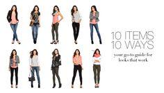 10 items 10 ways 2