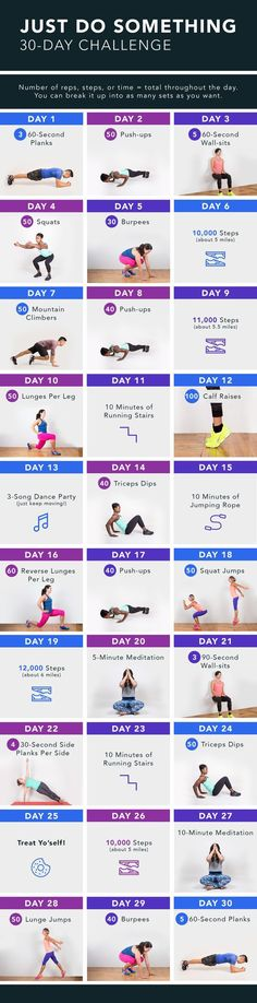 You don't need to plan anything in advance—nothing requires a change of clothes or any equipment. Just knock out each daily to-do within the 24-hour window #weightloss #loseweight #weightlossworkout #workoutchallenge https://www.youtube.com/watch?v=Q96gA6-kRZk