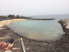 Lanzarote Playa Blanca Beach