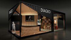Behance :: Search Exhibition Stall, Exhibition Stand Design, Kiosk Design, Cafe Design, Web Banner Design, Window Display Design, Showroom Design, Commercial Interiors, Event Design