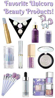 Favorite Unicorn Makeup & Beauty Products! – Beauty411