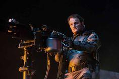 Terminator Genisys- John Connor fighting the machines